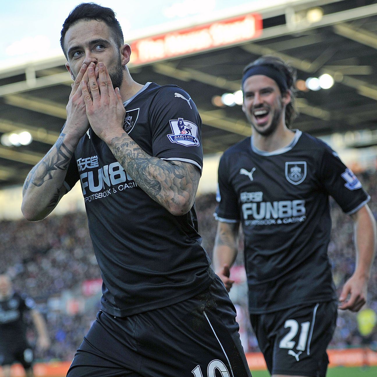 Burnley's Danny Ings gave fantasy owners a reason to smile by scoring a brace against Stoke.