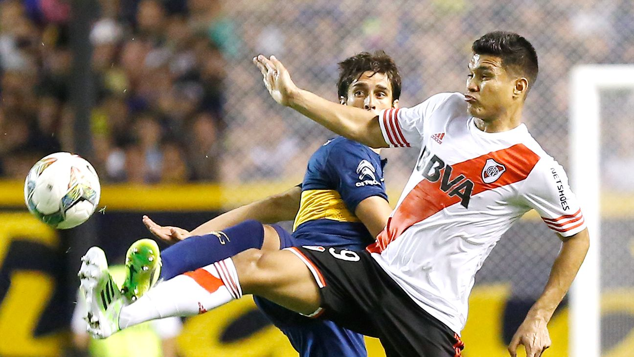 It remains to be seen if River starters like Teo Gutierrez will be rested in this weekend's league clash versus Racing prior to next week's Copa second leg.
