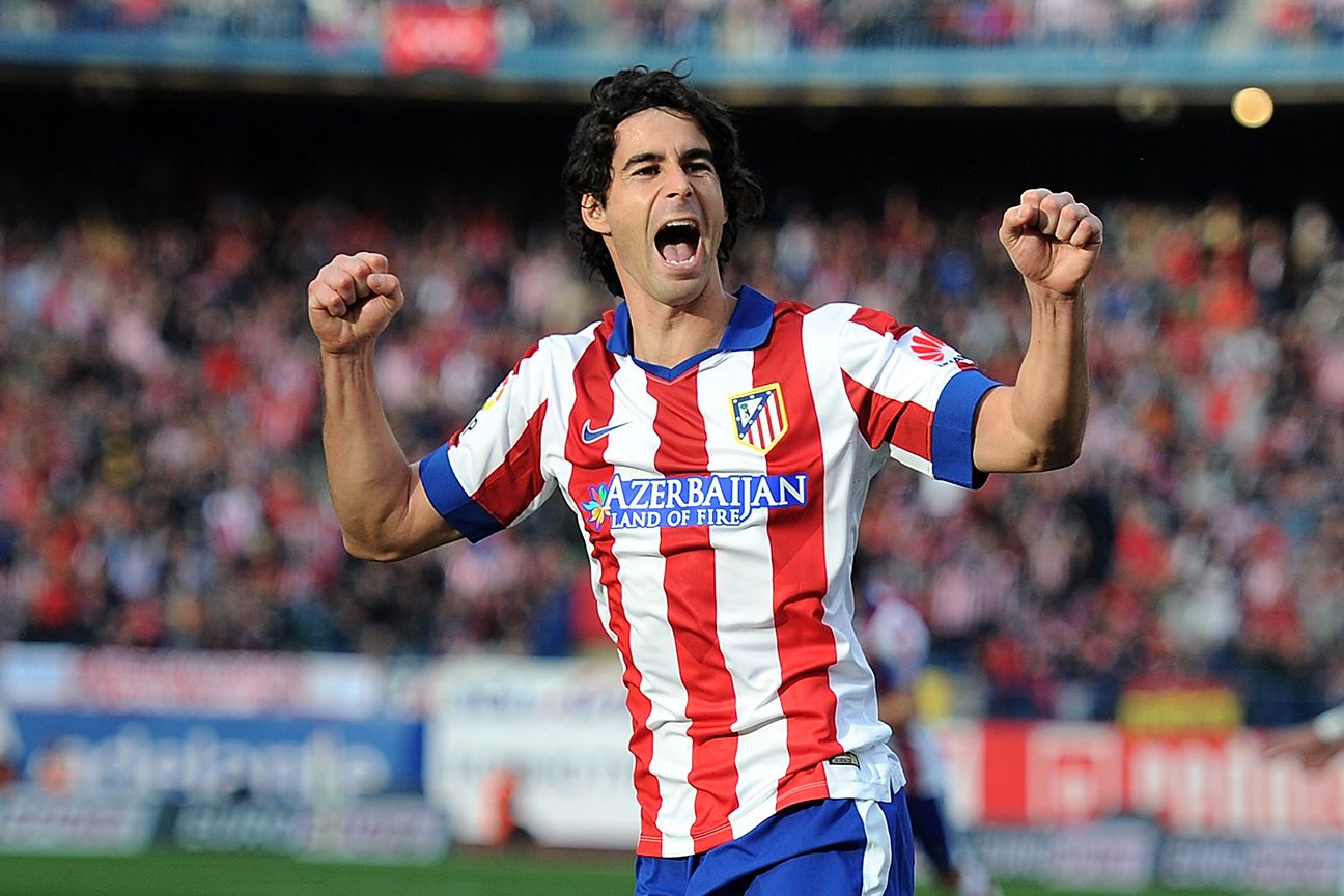 Tiago got Atletico going early with a 12th minute goal in Saturday's win over Malaga.