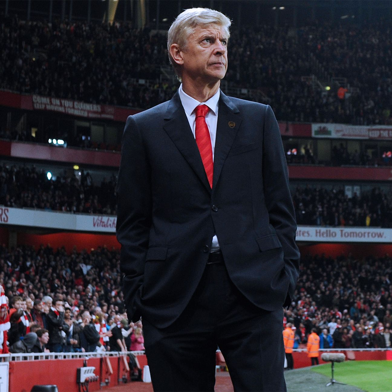 Arsene Wenger has had little luck recently against Manchester United.