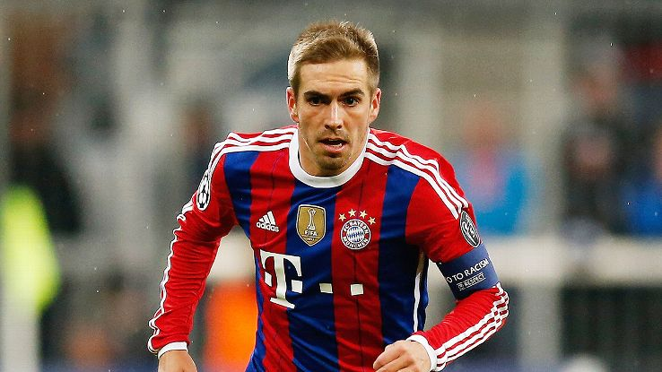 Normally a full-back, Philipp Lahm was pushed forward in Bayern Munich's midfield by Pep Guardiola following the premise that matches are won in the middle of the pitch by a team's best players.