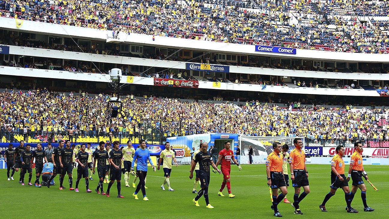 Pumas have already proven to Club America that they are a formidable foe after beating Las Aguilas earlier this season at the Estadio Azteca.