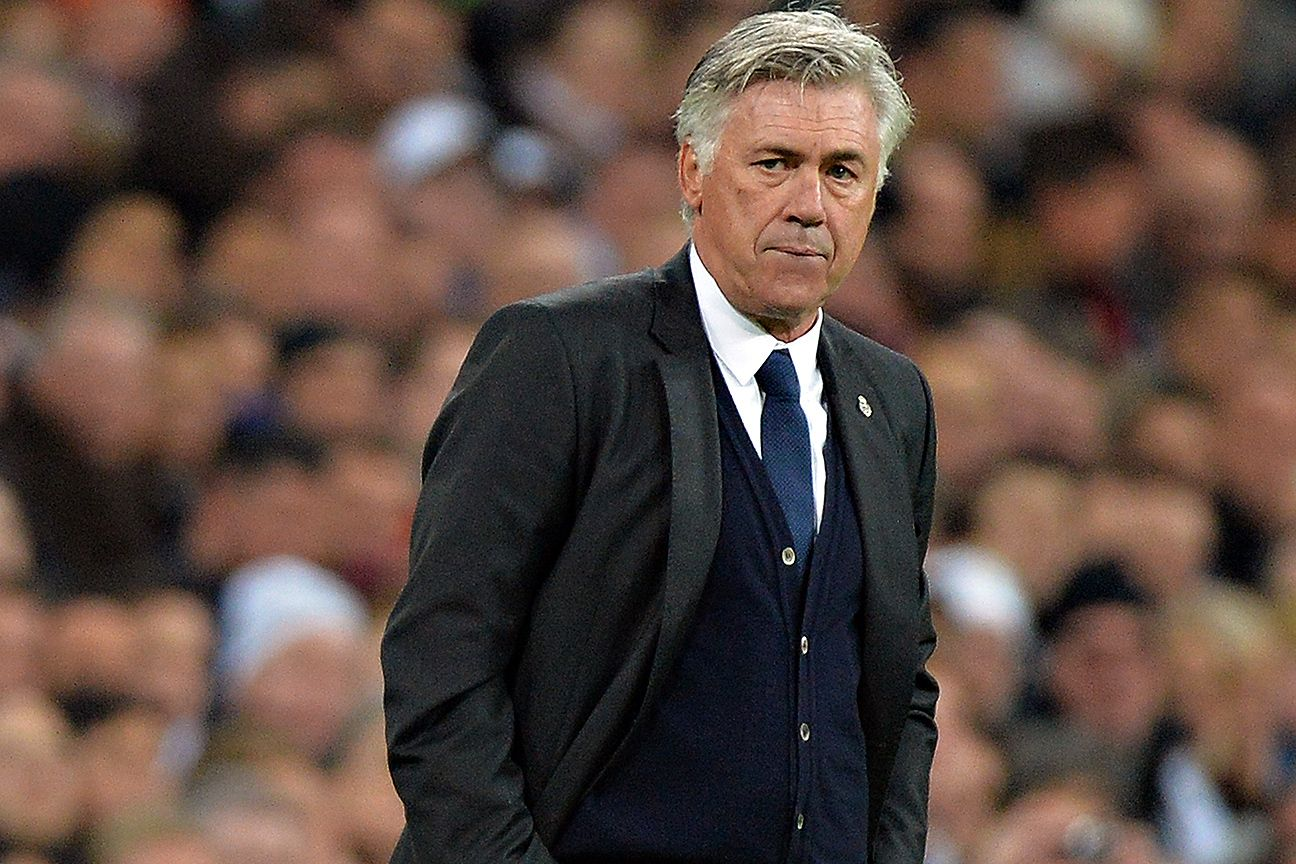 Carlo Ancelotti's Real Madrid have won 14 straight matches in all competitions.
