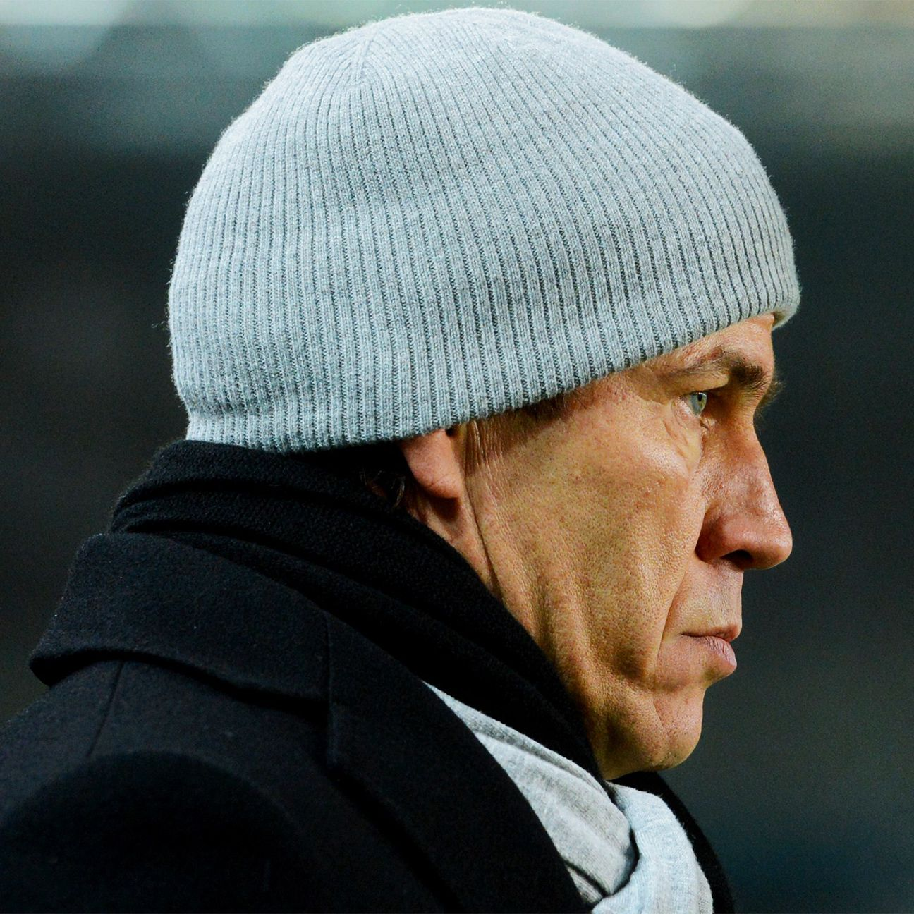 Roma boss Rudi Garcia was none too pleased to see his side cough up a late equaliser in Moscow.