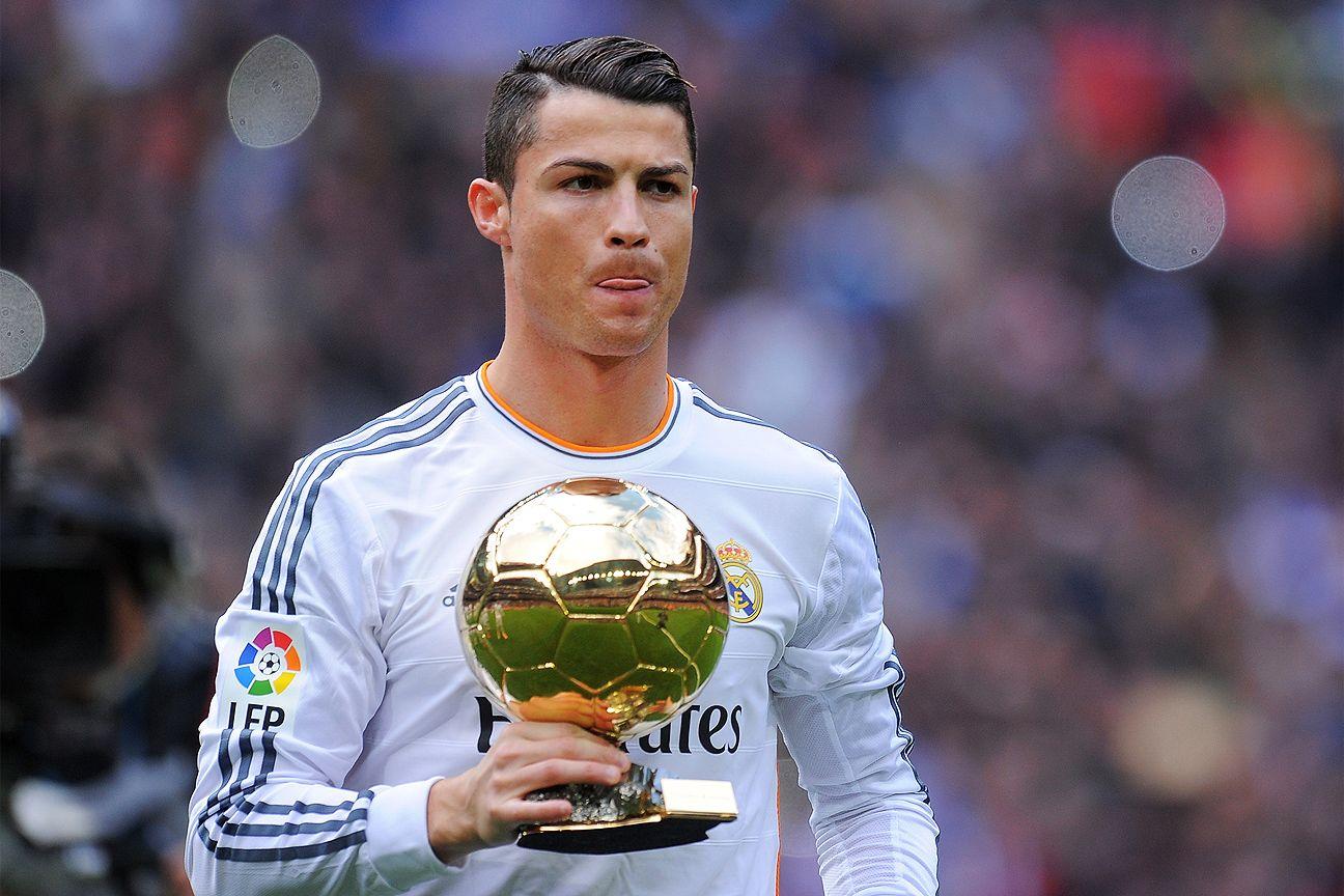 Cristiano Ronaldo has his sight set on a third Ballon d'Or.