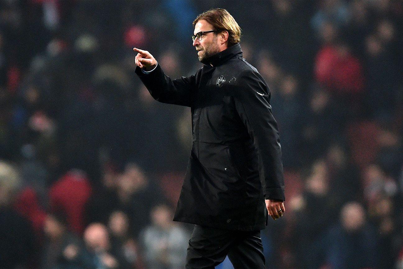 A win versus Eintracht Frankfurt could help get Jurgen Klopp's Borussia Dortmund pointed back in the right direction.