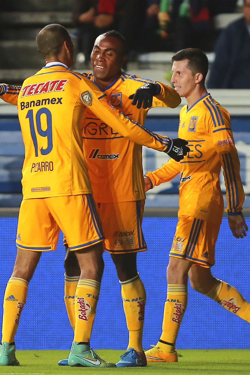 Tigres are in a good position to advance to the Liga MX Liguilla semifinals following their quarterfinal first leg 1-1 draw at Pachuca.