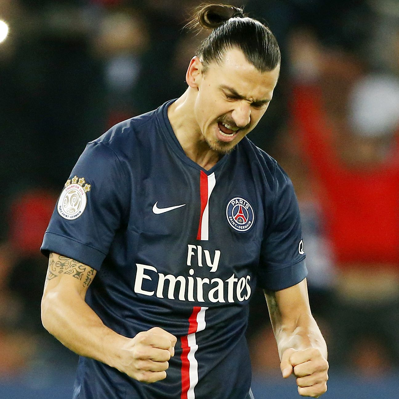 Zlatan Ibrahimovic looks to be rounding back into form after tallying another goal since his return from injury.