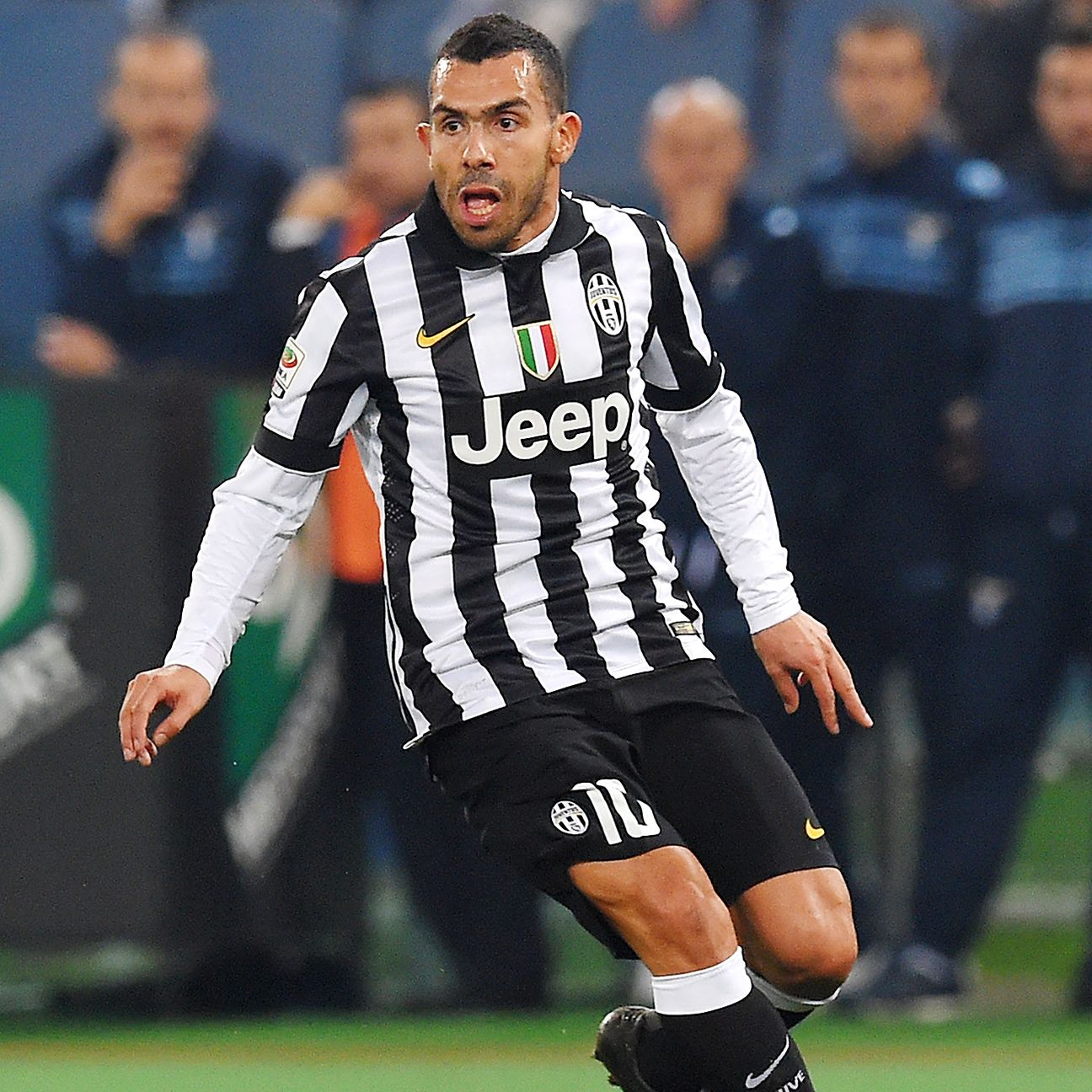 Carlos Tevez and Juventus will be up against a stingy defence when they face Torino.