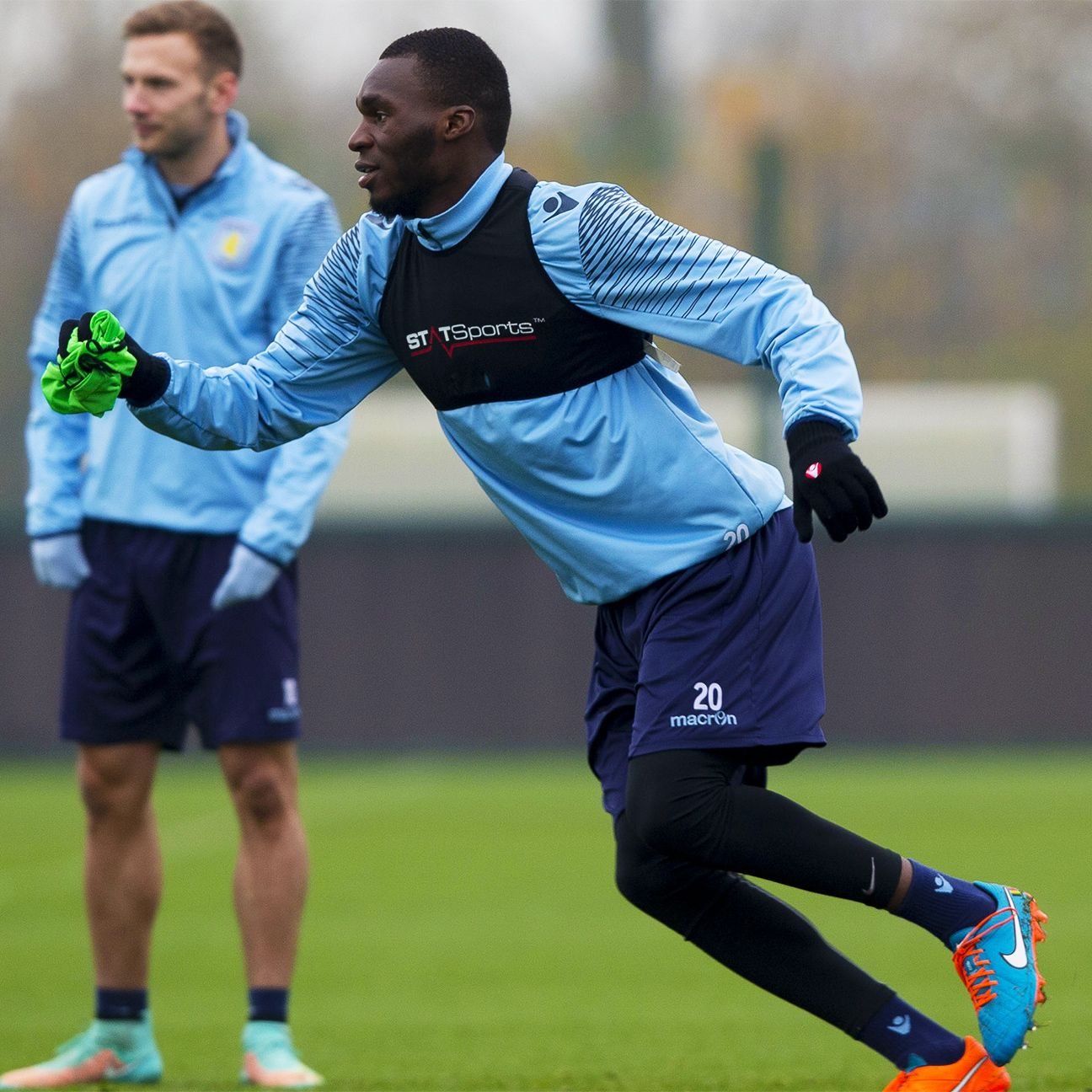 Christian Benteke's return from suspension is a blessing for an Aston Villa side starving for goals.