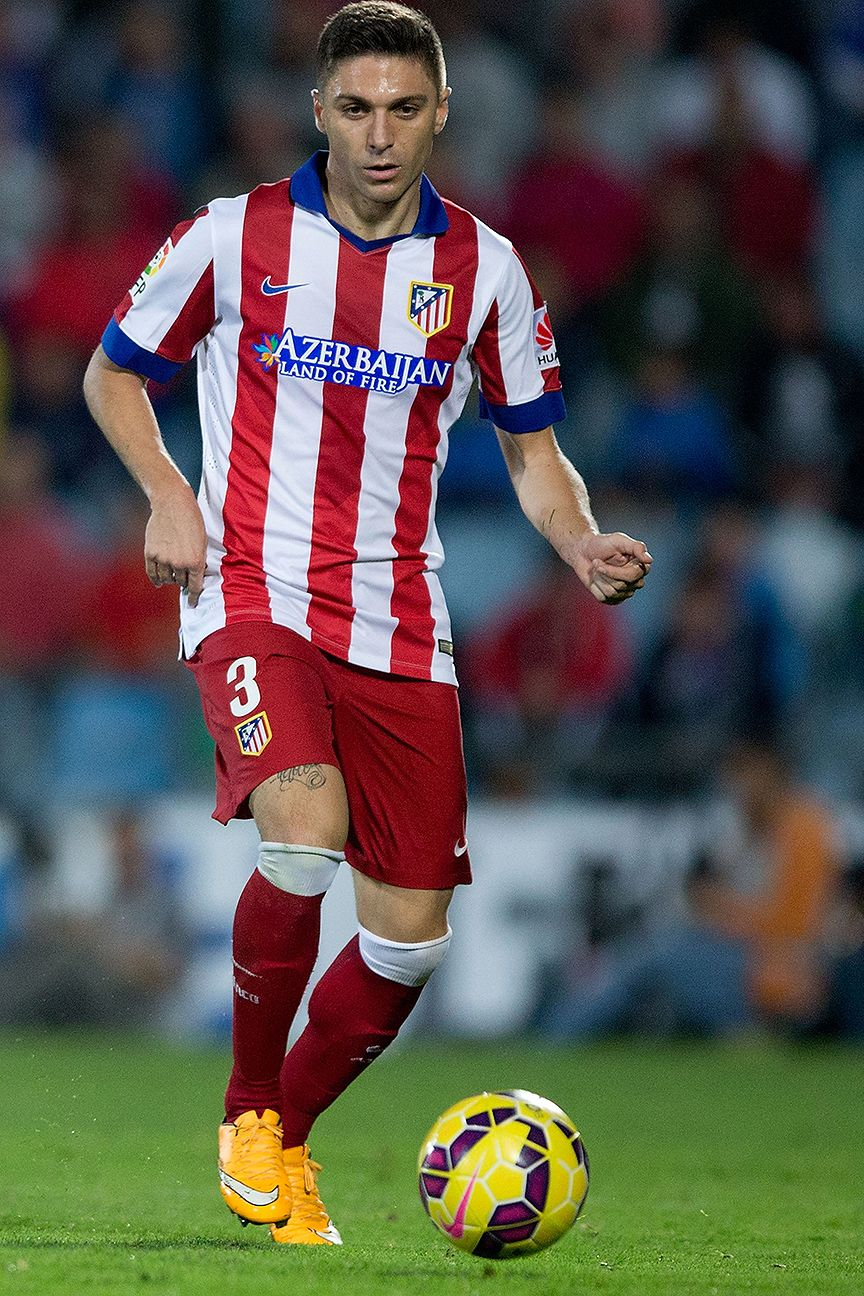 Guilherme Siqueira's playing time waned toward the end of Atletico's season.