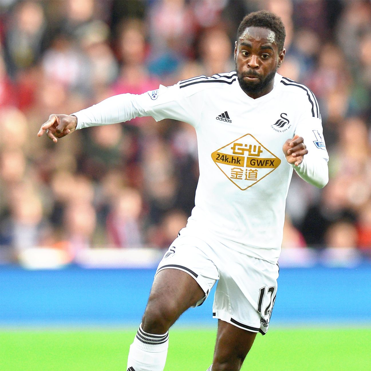 Nathan Dyer is one of the few rested Swansea players who could get the nod against QPR.