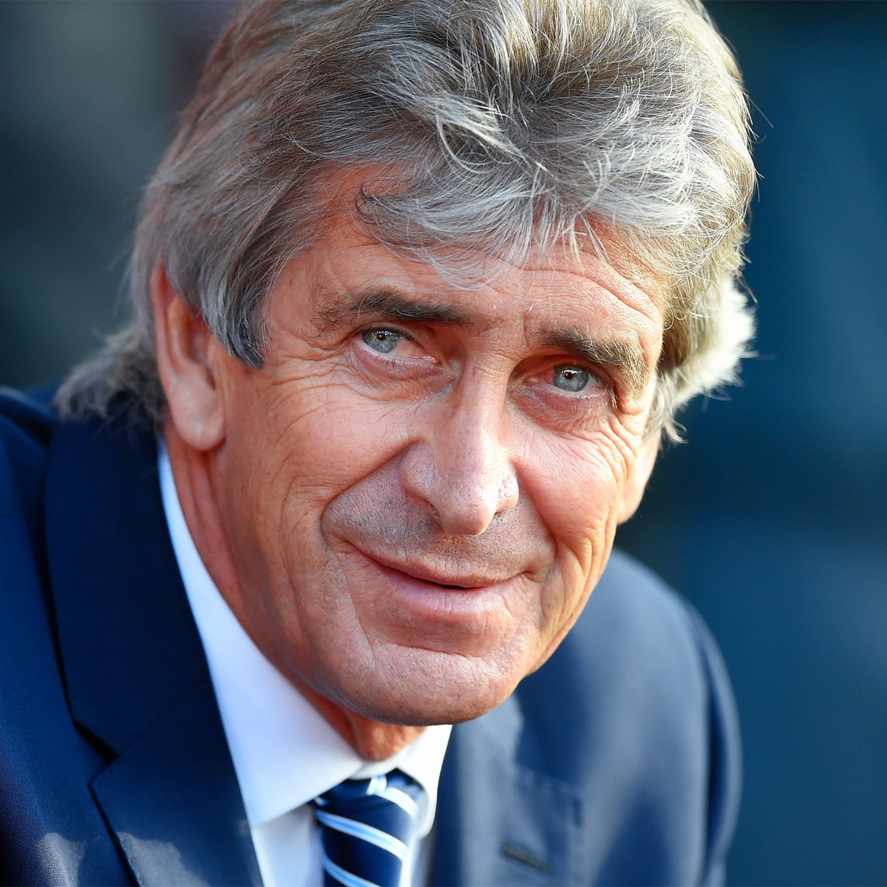 Manuel Pellegrini's Manchester City are unbeaten in their last six matches.
