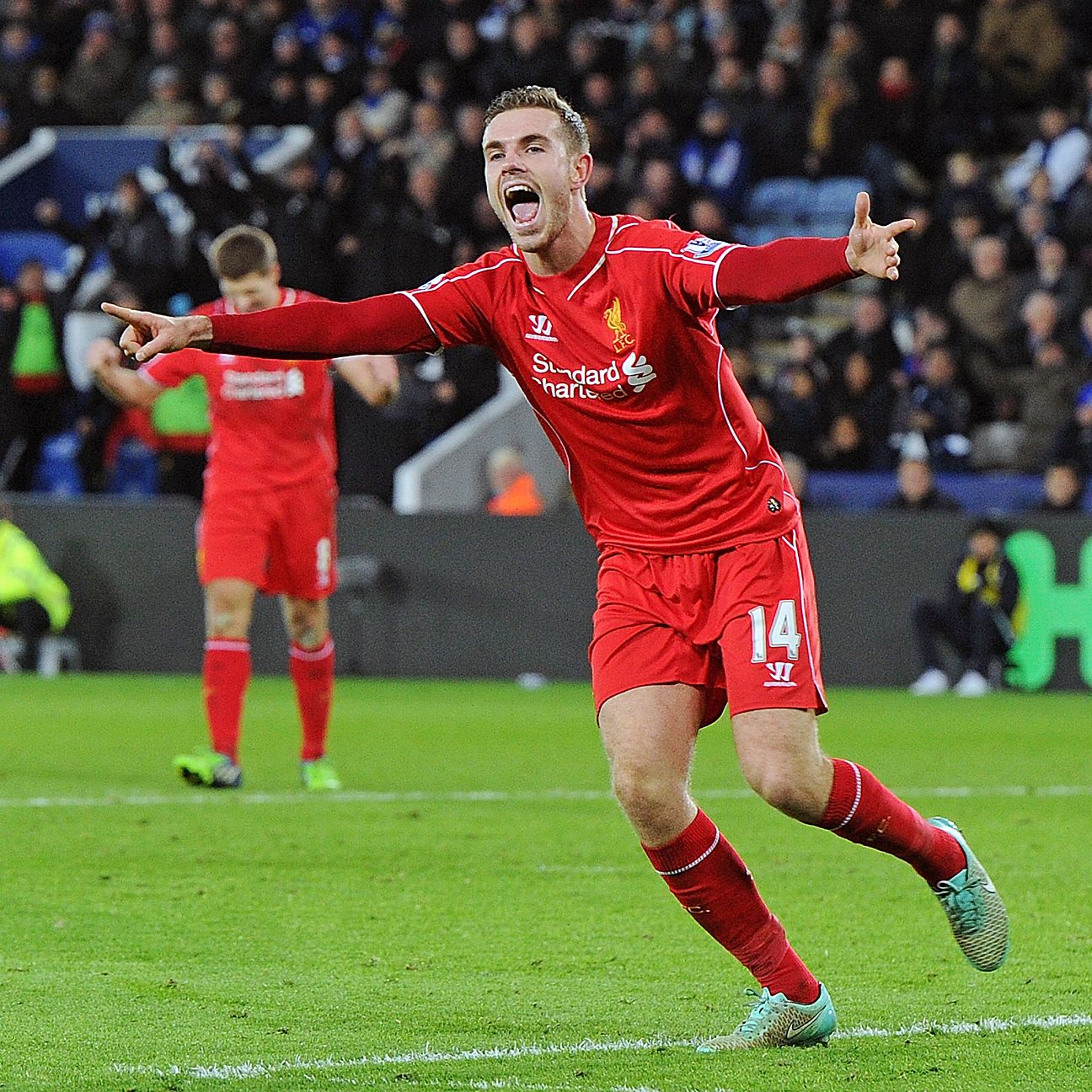 In a season full of struggles, the play of Jordan Henderson has been a bright spot for Liverpool.