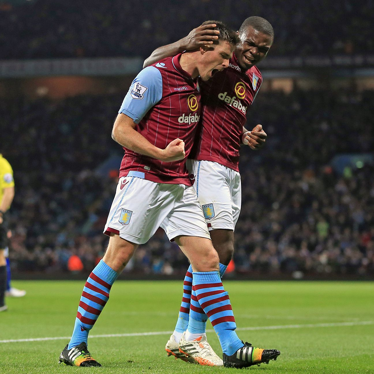 Prior to his season-ending injury in April, Ciaran Clark had excelled in defence for Villa.