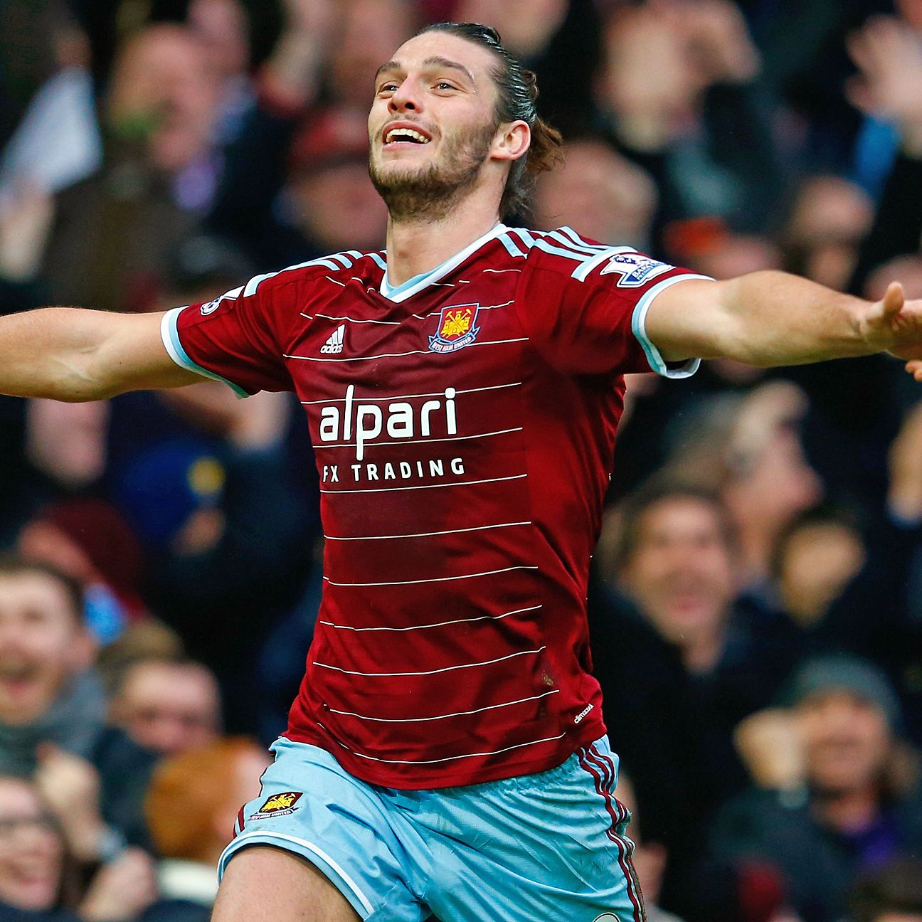 At age 25, West Ham striker Andy Carroll still has many good years ahead of him.