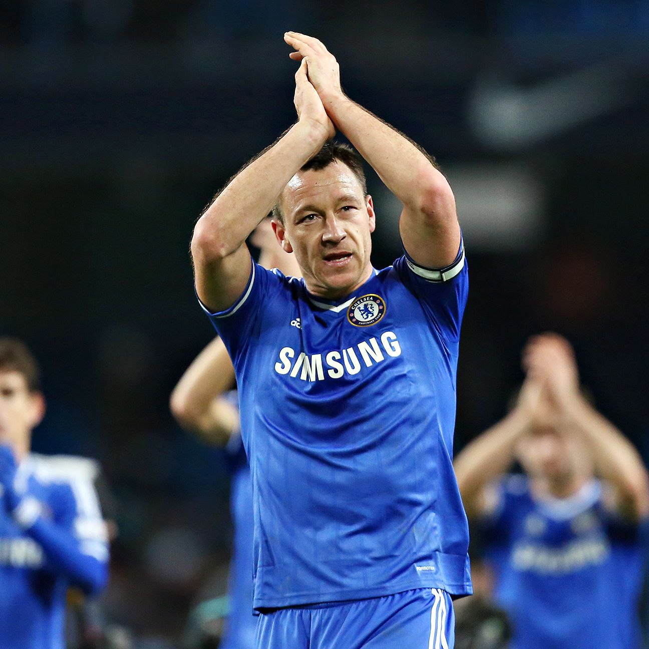 John Terry has led a Chelsea defence that has conceded just 26 Premier League goals this season.