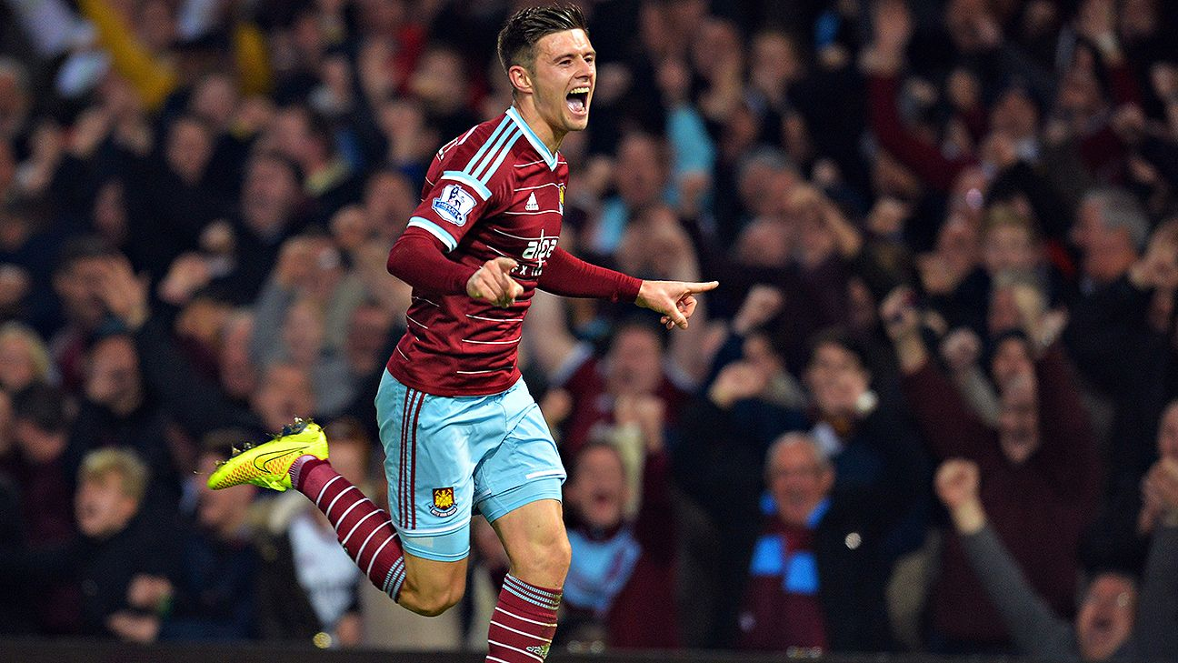 Not much was expected of Aaron Cresswell after signing from Ipswich, but the defender ended up as West Ham's best in 2014-15.