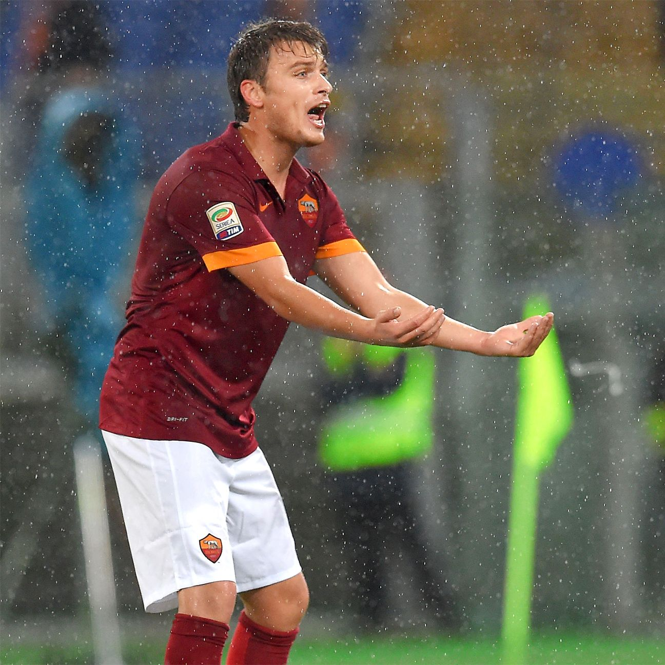 If not for the efforts of Adem Ljajic, Roma would have likely gone down in defeat on Saturday.