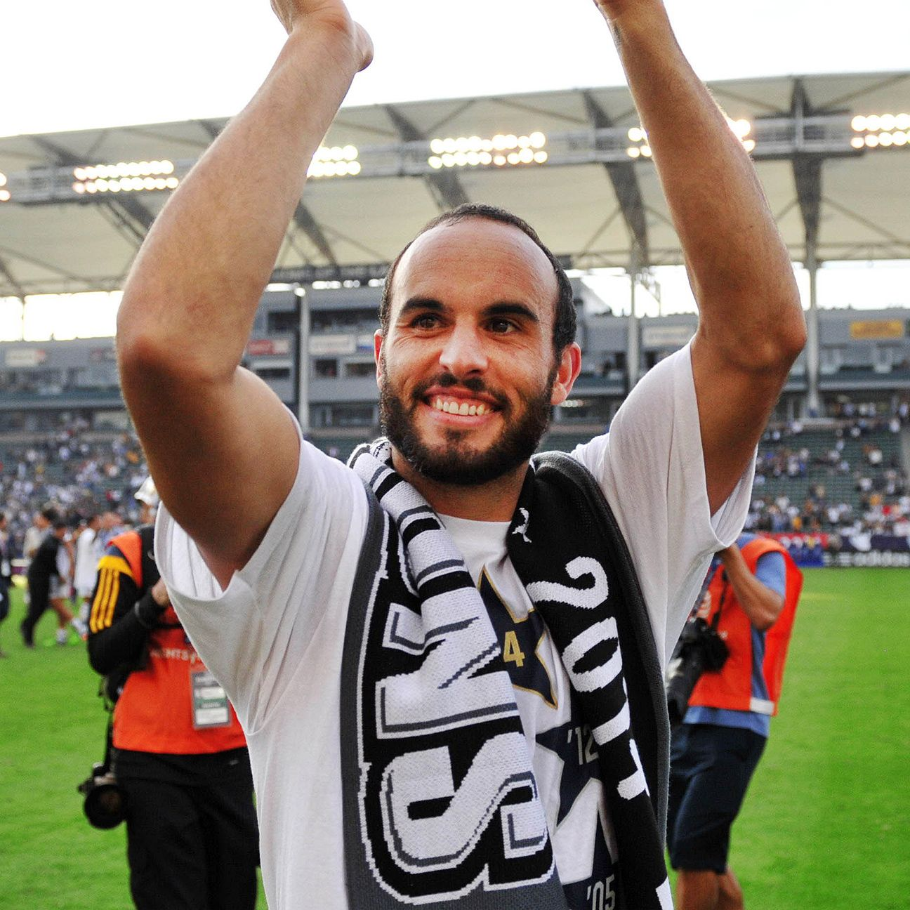 It was not a vintage Landon Donovan performance, nevertheless the all-time leading scorer in league history ends his career with a sixth championship to his name.