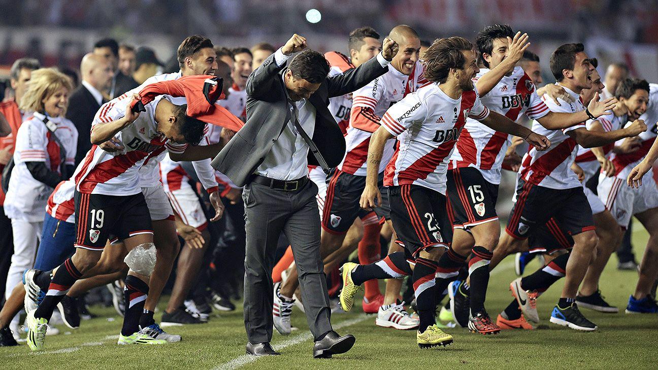 River Plate: River Plate's Copa Sudamericana Win Sets Table For 2015