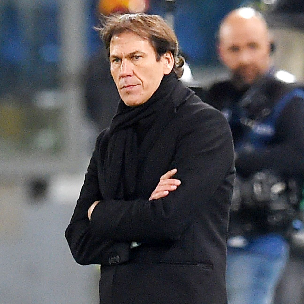 Roma's porous back line has been a major point of concern for manager Rudi Garcia.