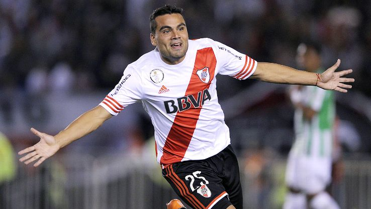 Gabriel Mercado's thumping header proved to be the decisive goal in River Plate's Copa Sudamericana conquest.