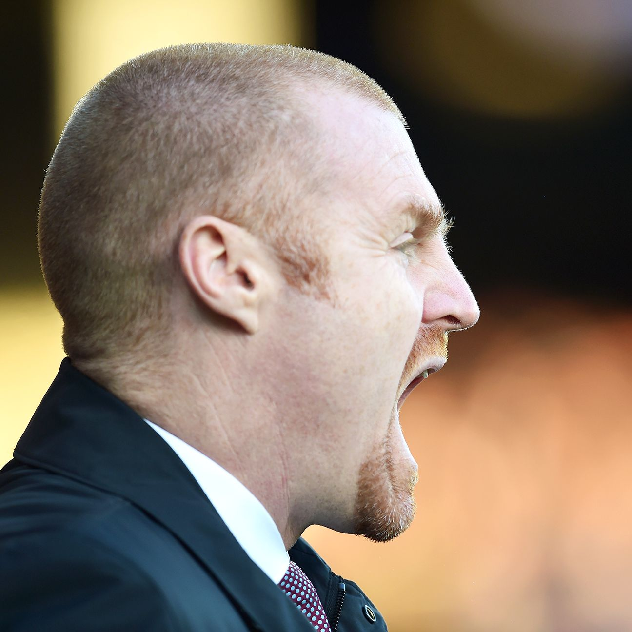 Burnley boss Sean Dyche hopes to see another solid performance from his team at Turf Moor.