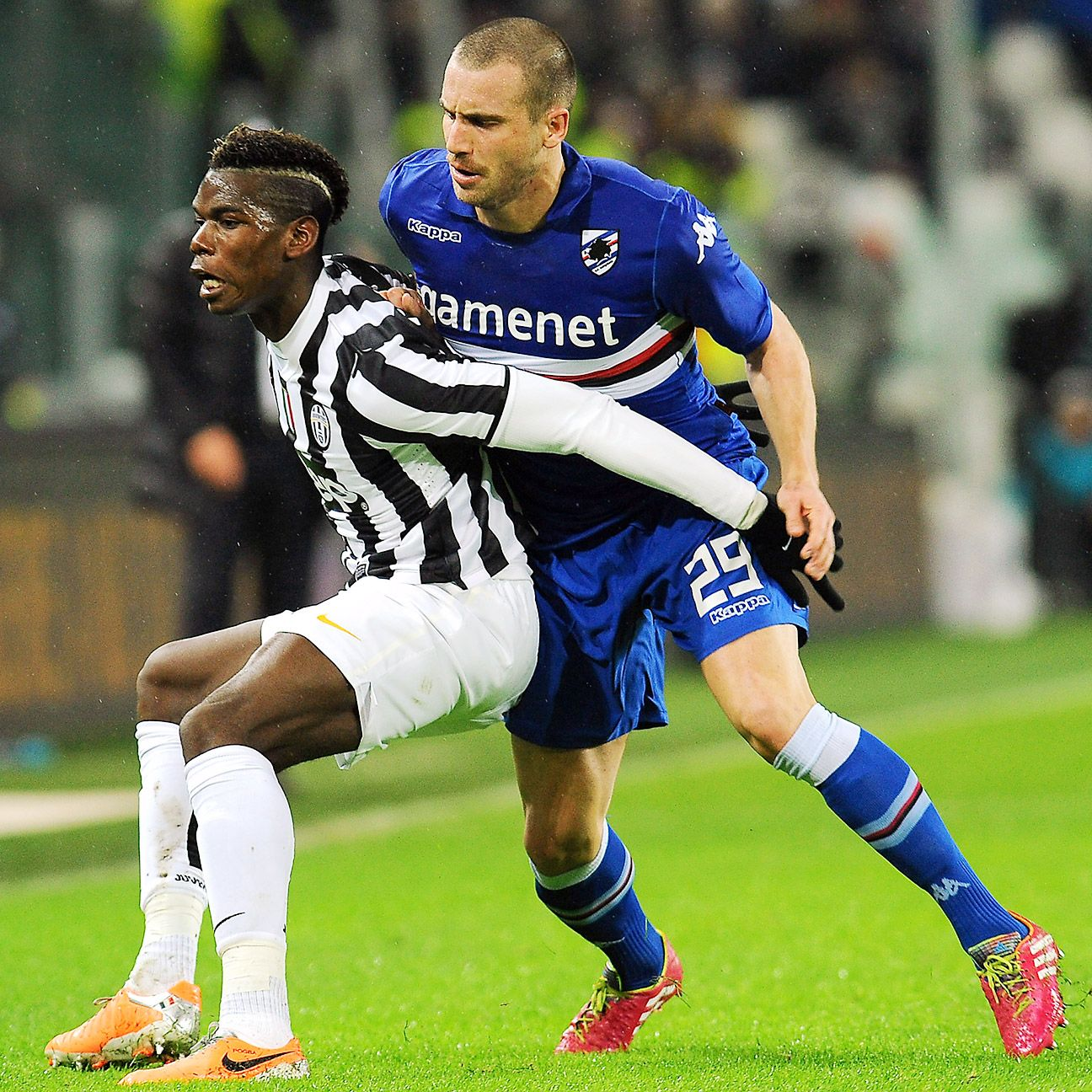 There will be little room for Paul Pogba and Juventus to work with when they square off on Sunday versus Sampdoria.