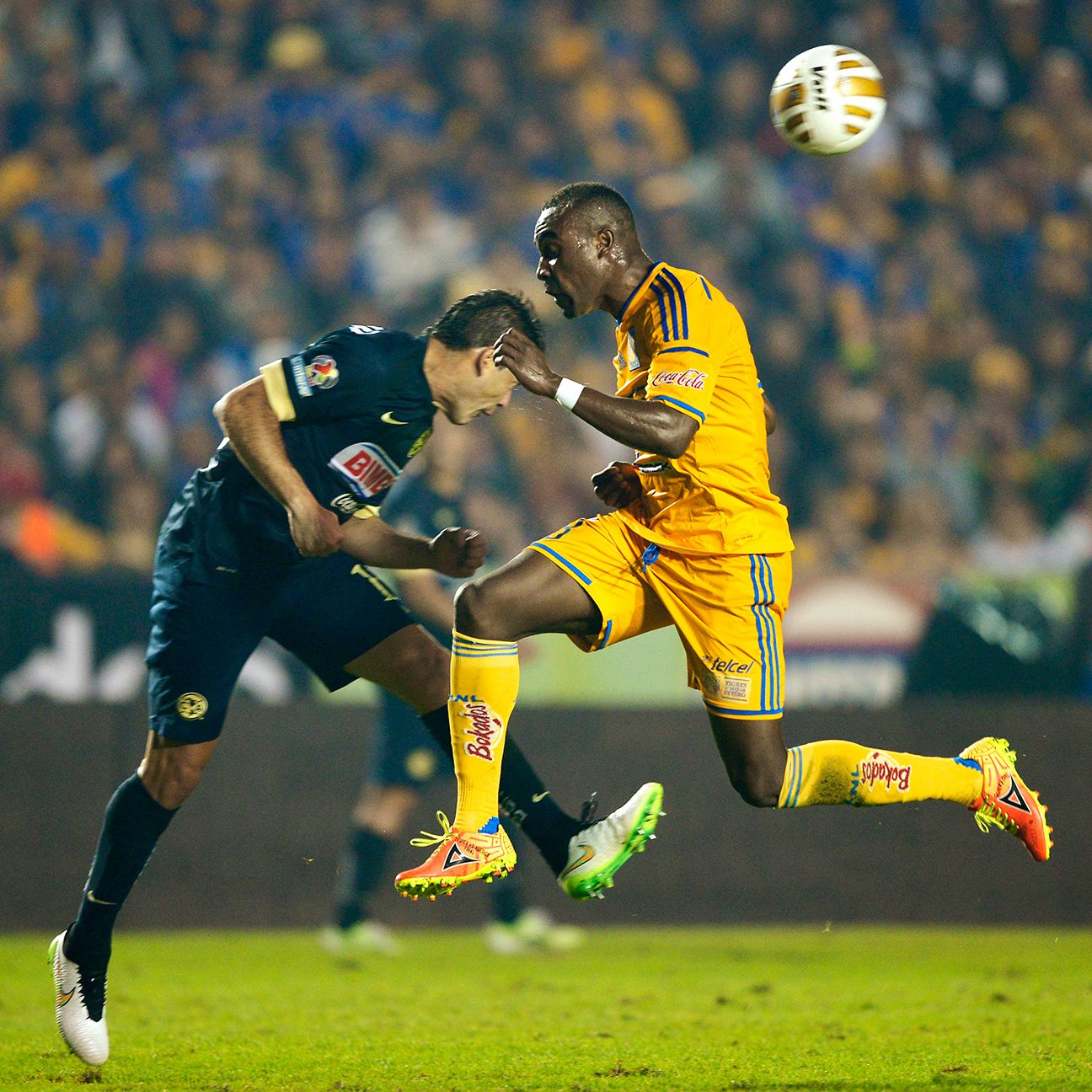 Sunday's second leg in the Liga MX final between Tigres and America is sure to be just as hard-fought as Thursday's first leg.