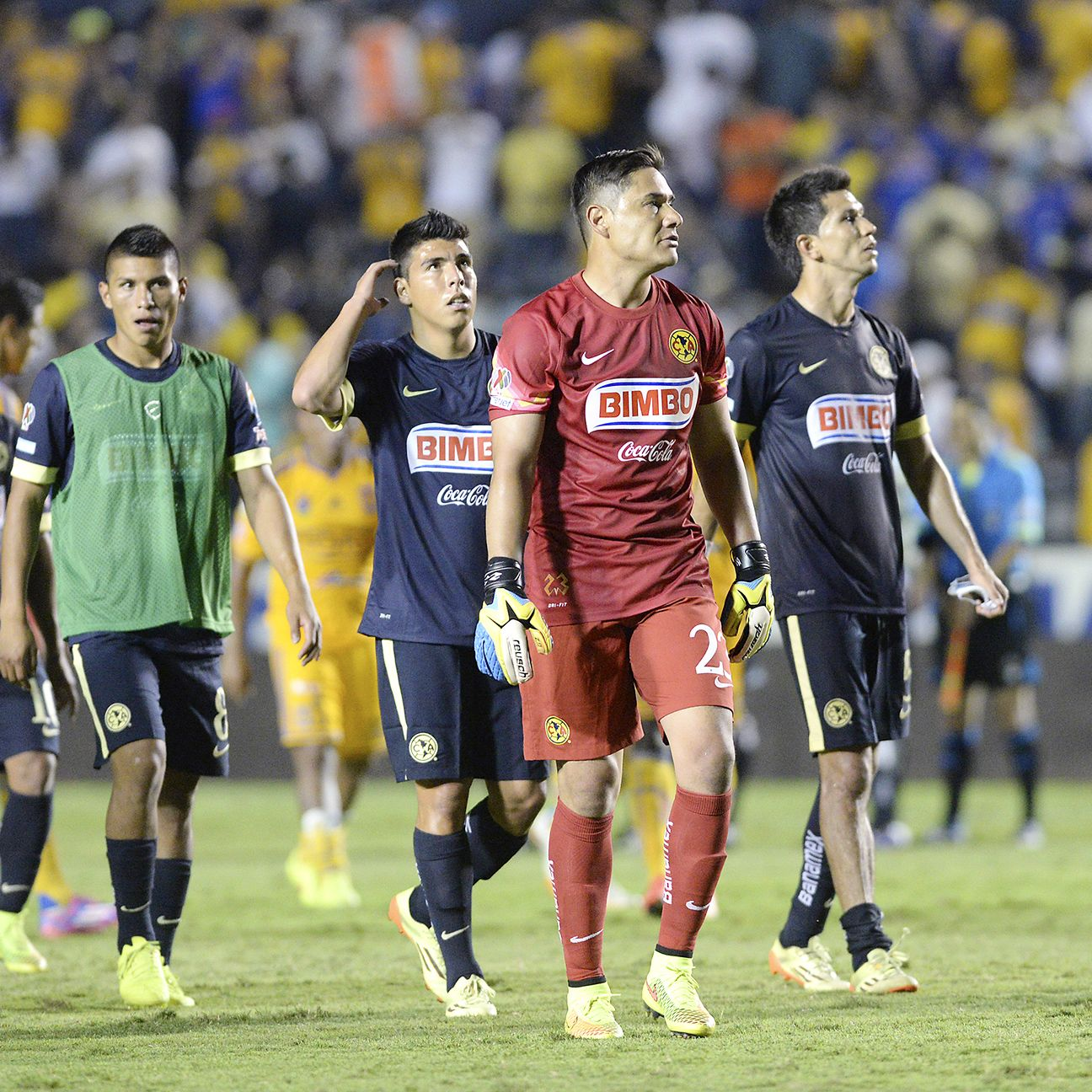 Club America have their work cut out for them in Sunday's Liga MX final return leg against Tigres.