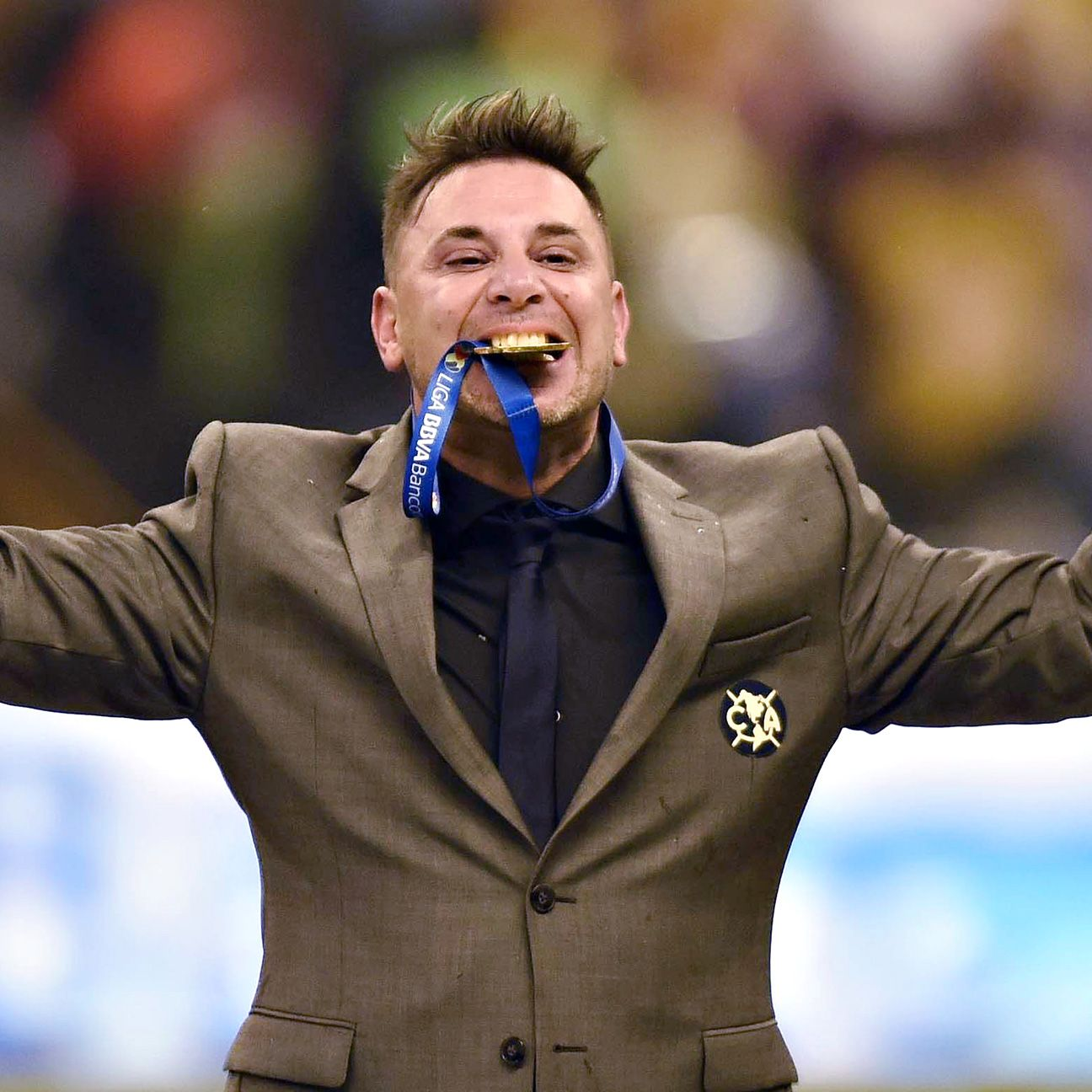 Monterrey boss Antonio Mohamed gets a crack at former employer Club America on Saturday.