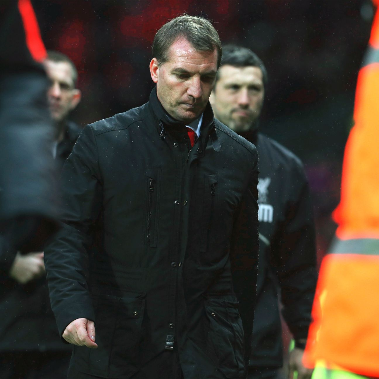 After another dismal defeat, this time to rivals Manchester United, the doubts over Brendan Rodgers's future at Liverpool continue to grow.