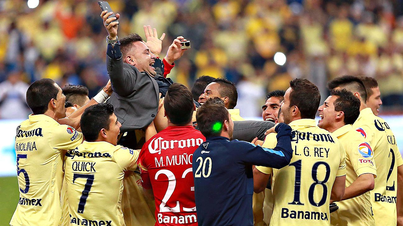 Even as the top seed, Antonio Mohamed's Club America were not seen as the Liga MX Liguilla favorites, but they still got the job done to claim their 12th Mexican title.