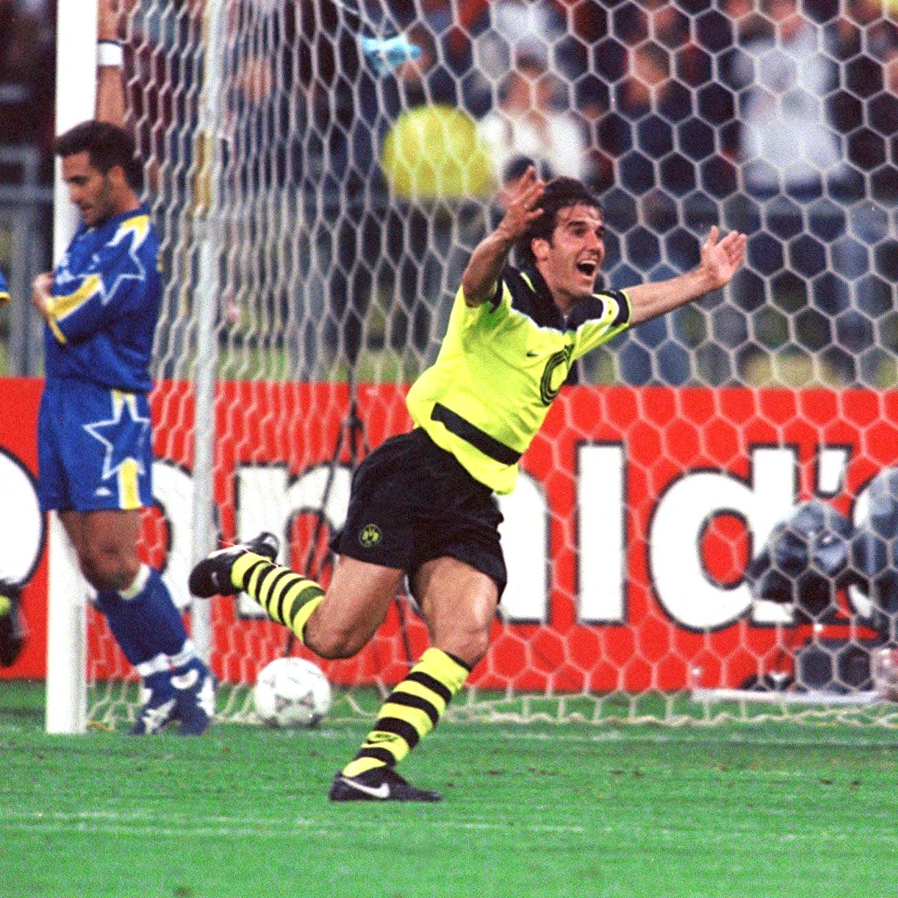 Borussia Dortmund and Juventus already share a rich history of Champions League clashes, including Dortmund's 3-1 win in the 1997 final.