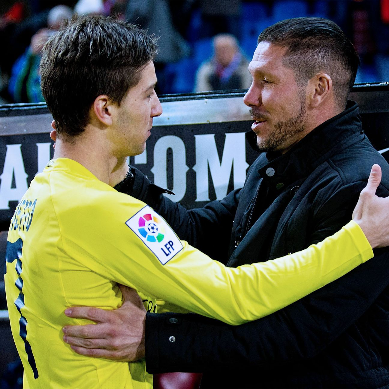 After starting his career under Diego Simeone at Argentine club Racing, Luciano Vietto will reunite with his old coach at Atletico Madrid.
