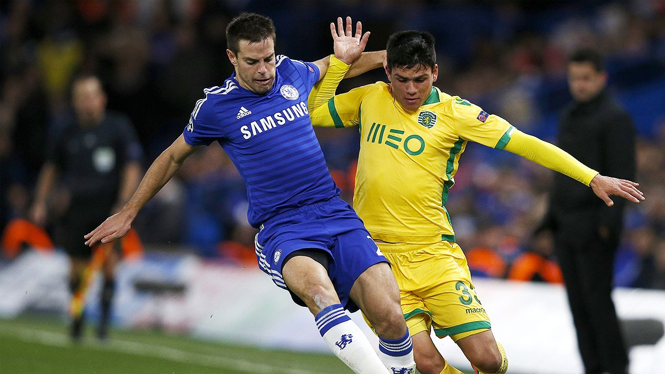 Cesar Azpilicueta has become a mainstay on the Chelsea back line.
