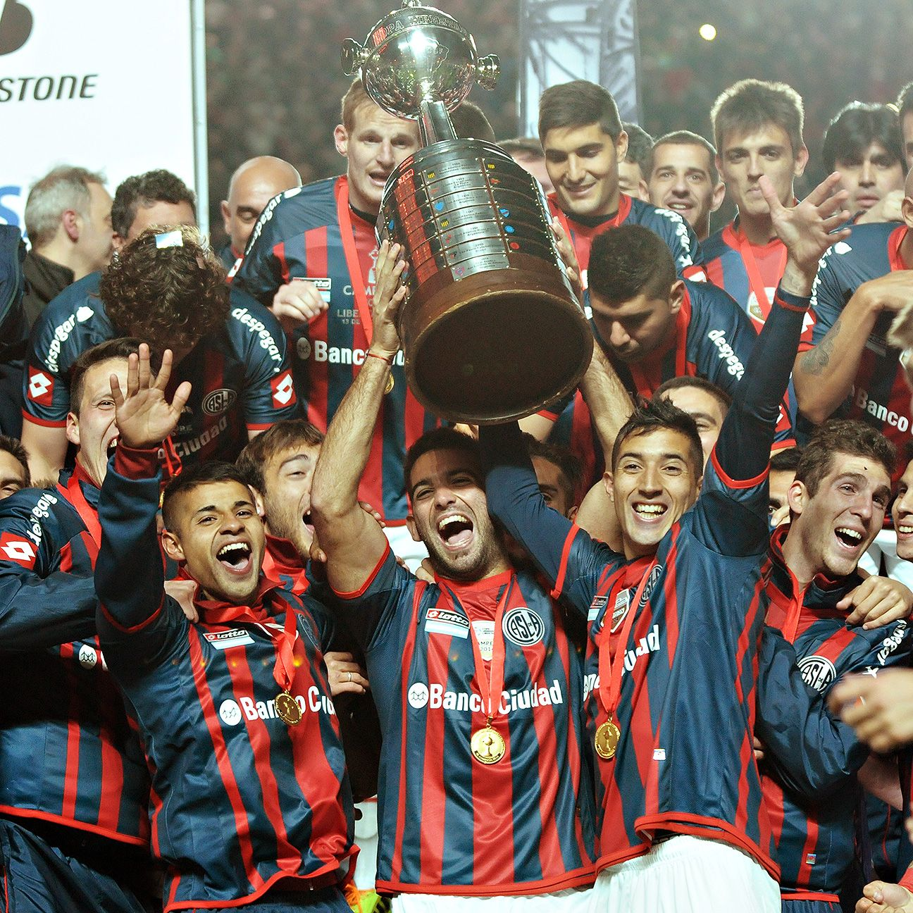 San Lorenzo stunned the South American continent by claiming their first Copa Libertadores in August.