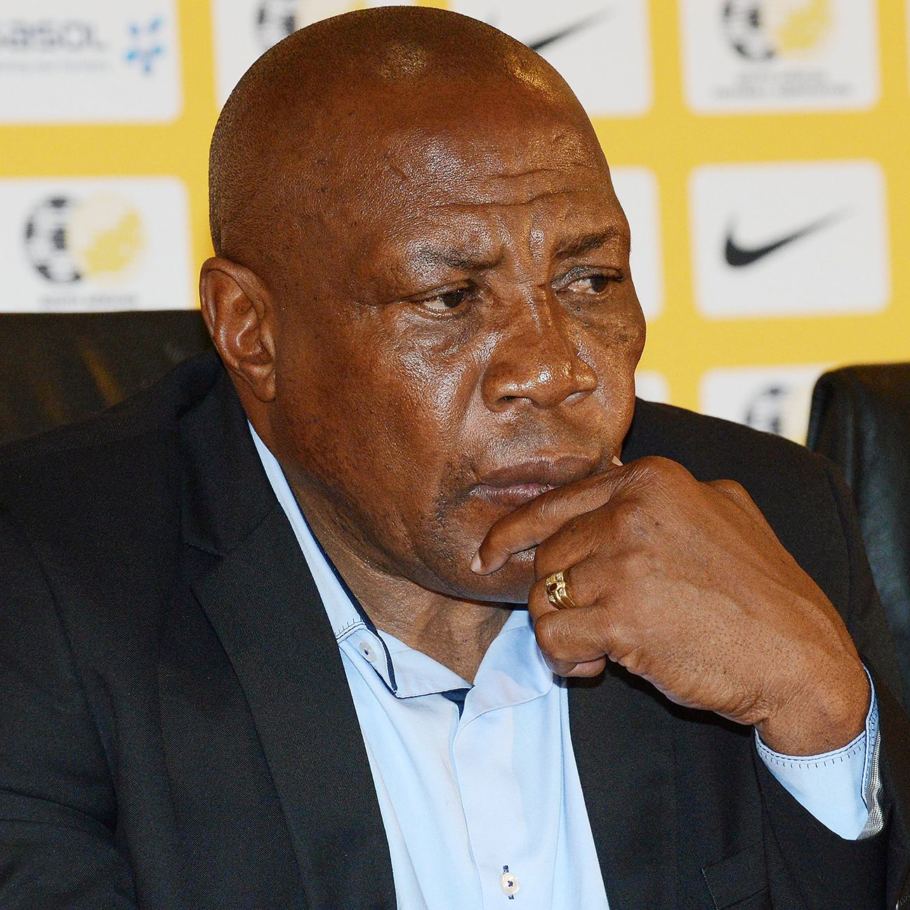 Shakes Mashaba will be guiding a youth-driven South Africa at the African Nations' Cup.