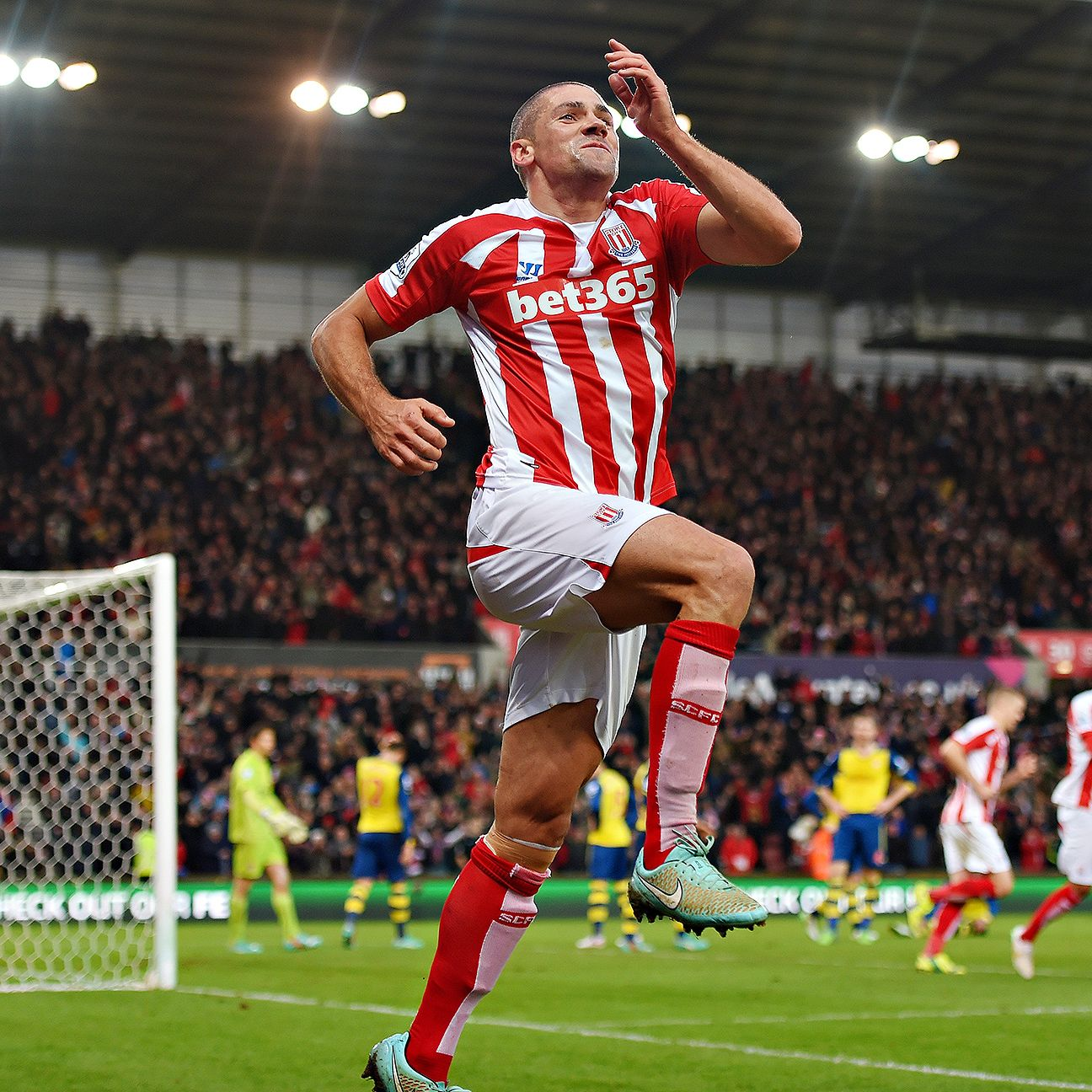 Without fail, Stoke fans will find Jonathan Walters' name on the teamsheet before every match.