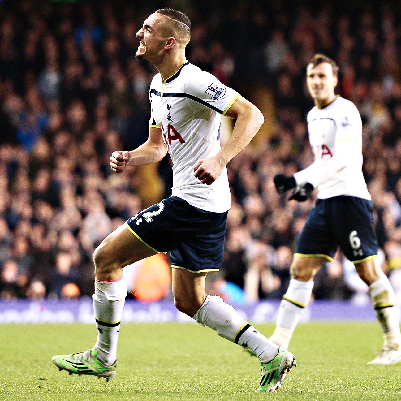 Nabil Bentaleb and Spurs head into their weekend Premier League encounter versus Burnley on the heels of an emphatic 4-0 cup win over Newcastle.