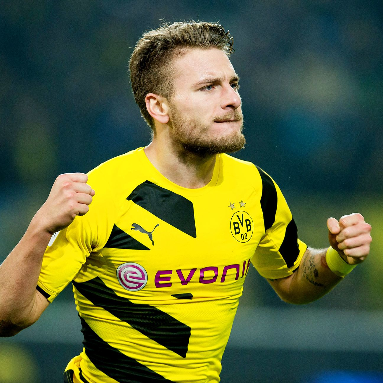 Ciro Immobile scored a confidence-boosting goal in Borussia Dortmund's 2-2 draw on Wednesday.