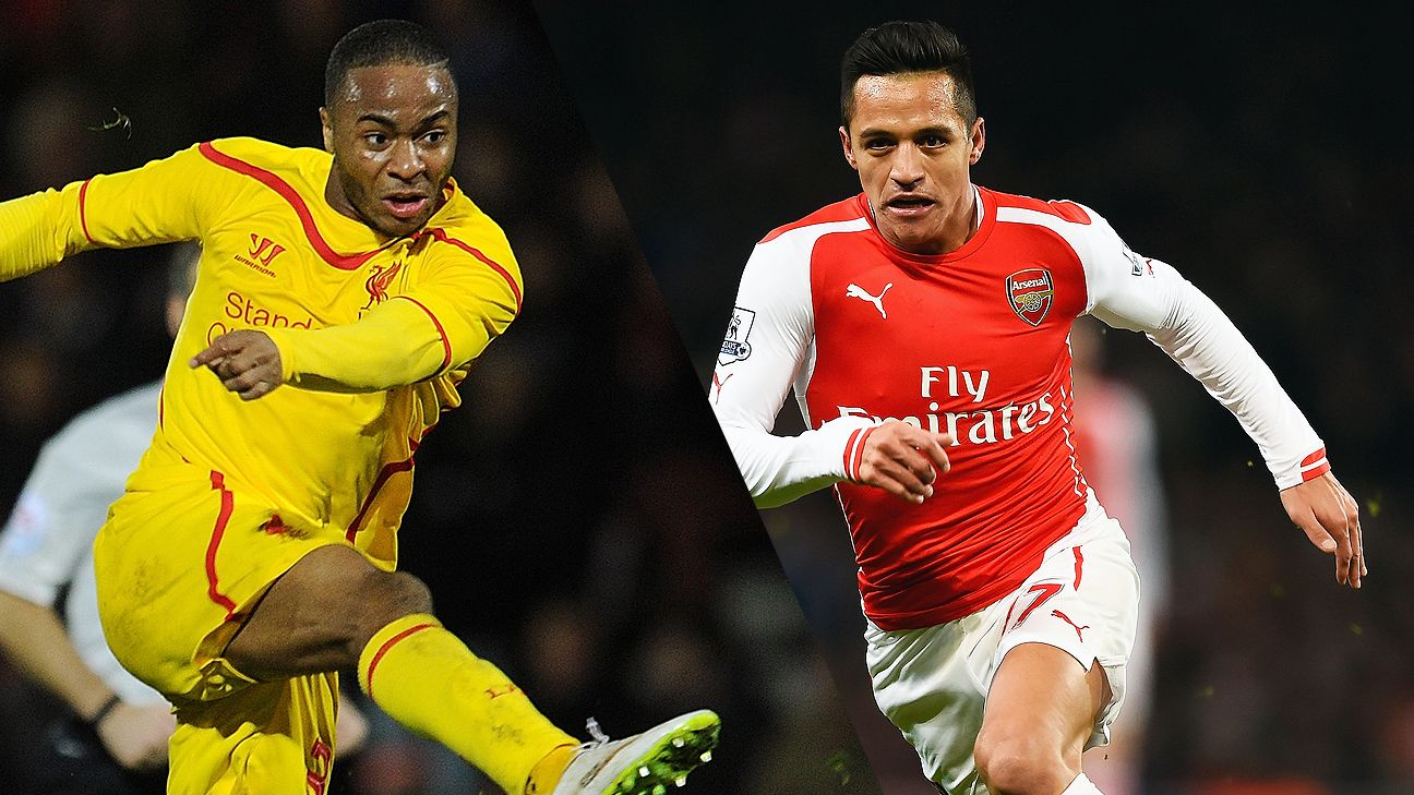 Was Liverpool boss Brendan Rodgers right to compare Raheem Sterling to Alexis Sanchez?