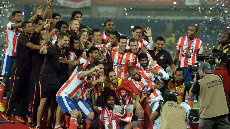 Atletico de Kolkata, winners in 2014, are attempting to become the first team to reach the ISL final twice.