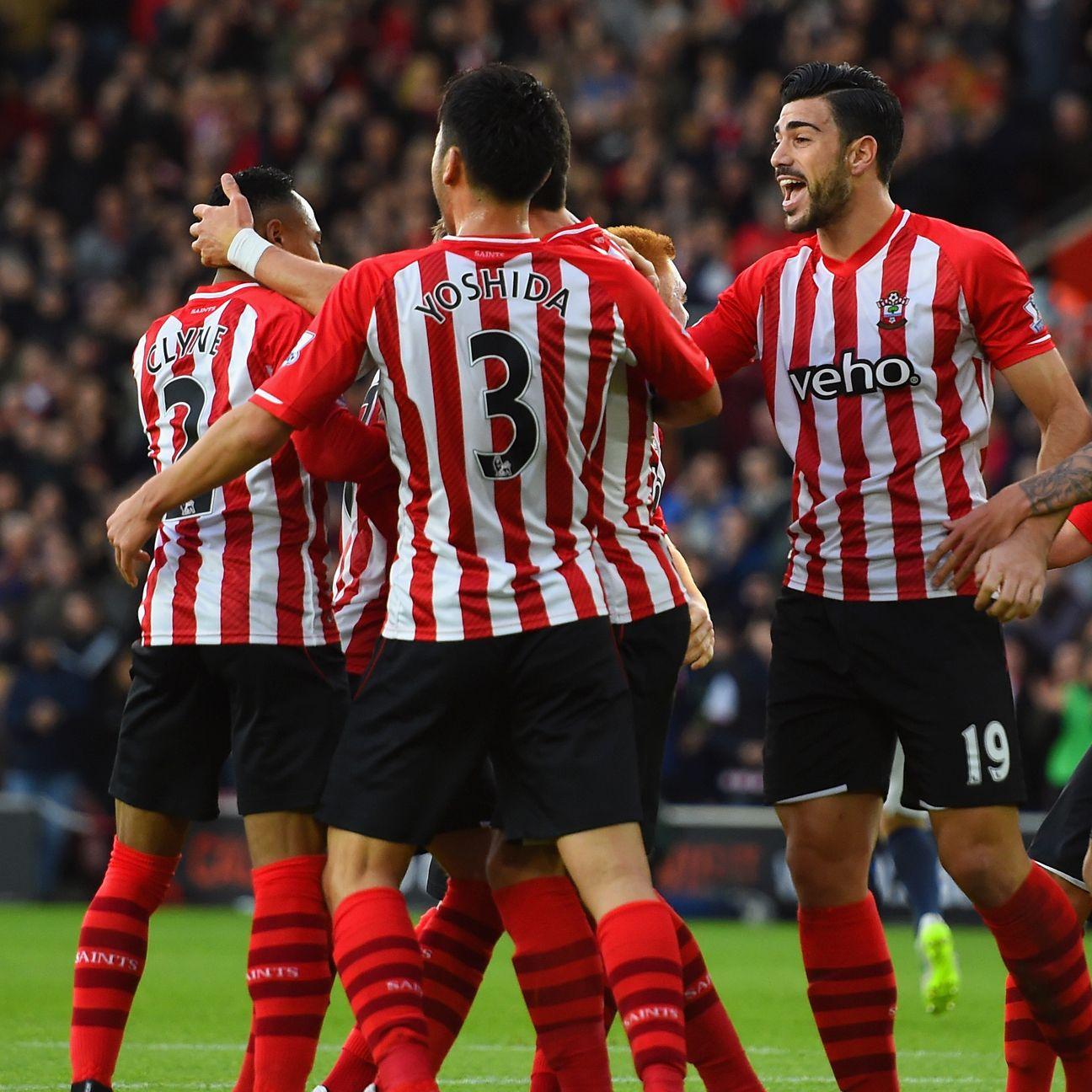 Despite losing its manager and seven first-team players from last season, Southampton sits in fifth place in the Prem table.