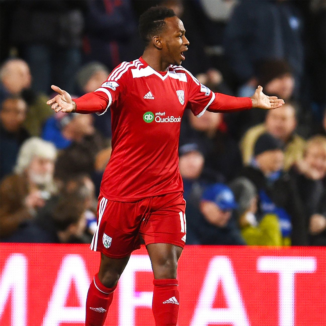 Saido Berahino and West Brom were left frustrated after letting a two-goal lead slip away at QPR.