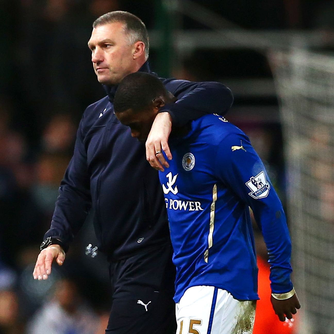 Nigel Pearson's Leicester City are in the unenviable position of sitting bottom at Christmas.