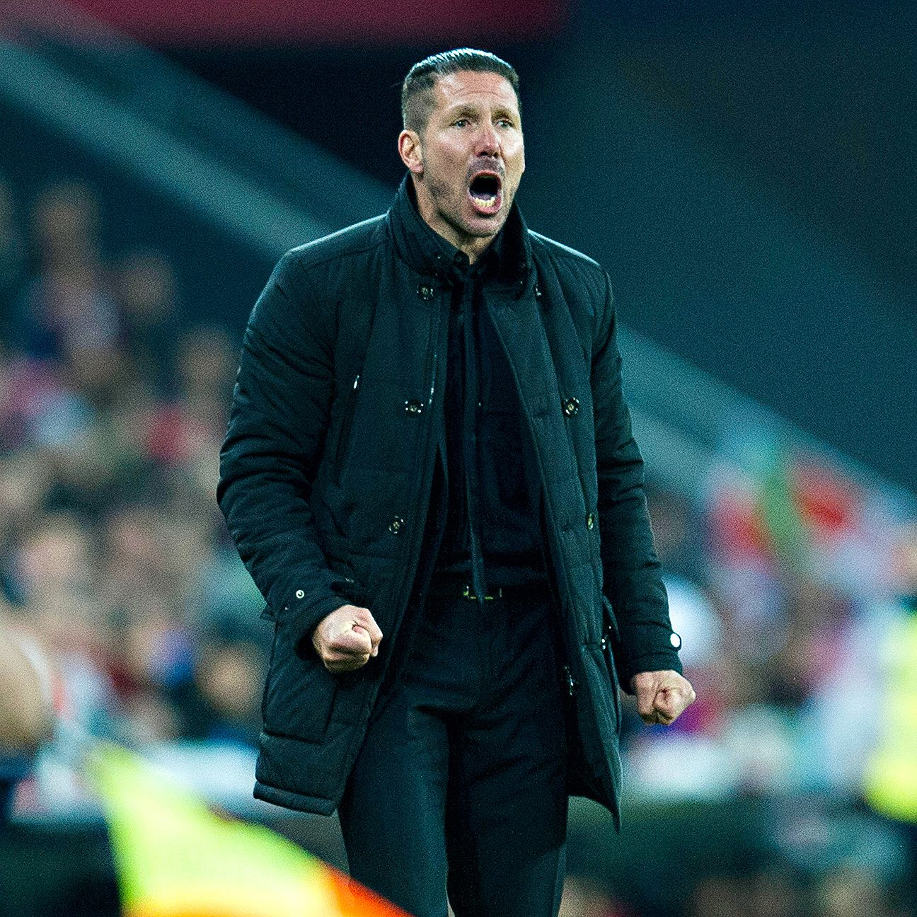 Whatever Atletico Madrid manager Diego Simeone told his team at halftime worked to a tee, as the reigning La Liga champions came from behind to down Athletic Bilbao.