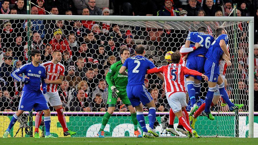Stoke City 0-21 vs Chelsea 23.12.2014