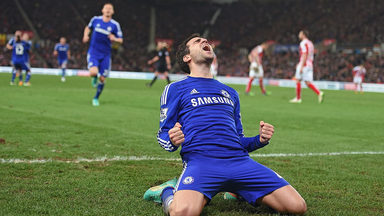 The in-form Cesc Fabregas is one of the fantasy captain recommendations for week 18.